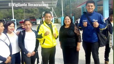 entrenador de box en magdalena