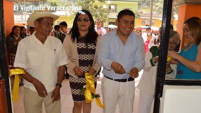 inauguran oficinas de turismo en zongolica