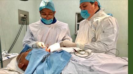 médicos del imss
