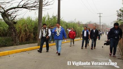 obras con recursos del programa 3x1 migrante en ixtac