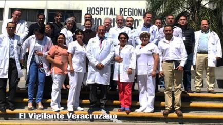 presentan a nuevo administrador del hospital regional de rio blanco