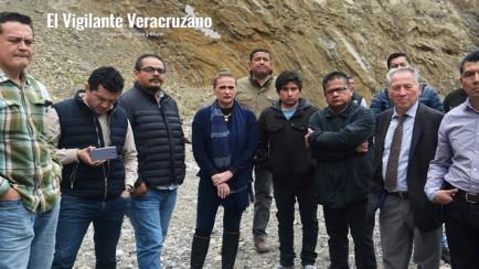 reunion para limpieza de represas retenedoras de solidos
