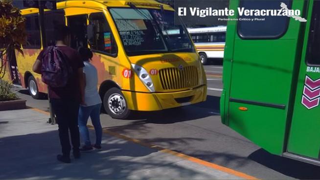 transporte publico en orizaba en favor de aquileo herrera y victor castelan