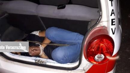 asesinan y encajuelan a taxista
