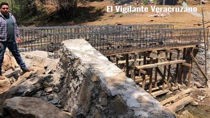 construyen puente san simón en xoxocotla