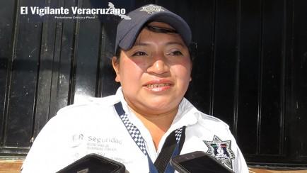 cristina mayahua tetlactle delegada de tránsito del estado