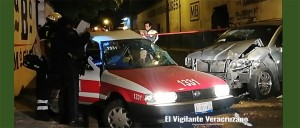 muere taxista tras accidente