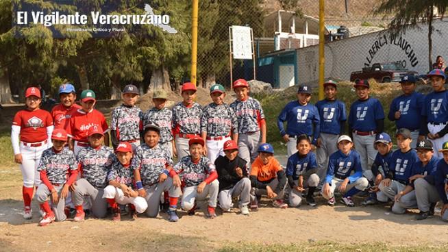reactivan beisbol infantil en nogales