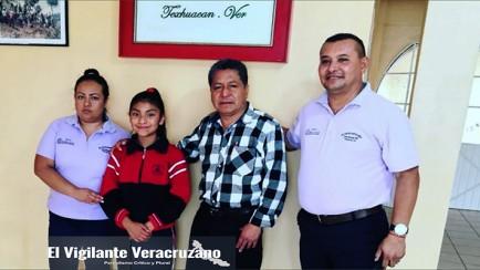 Guadalupe Aidett Ixtacua, representará a Texhuacan en la Olimpiada del Conocimiento Infantil