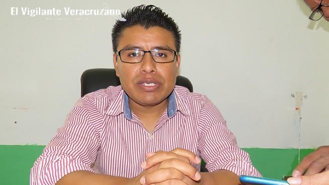 eclicerio tequiliquihua quiahuixtle, alcalde de los reyes veracruz