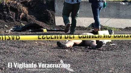 hallan a presunto ejecutado en huiloapan