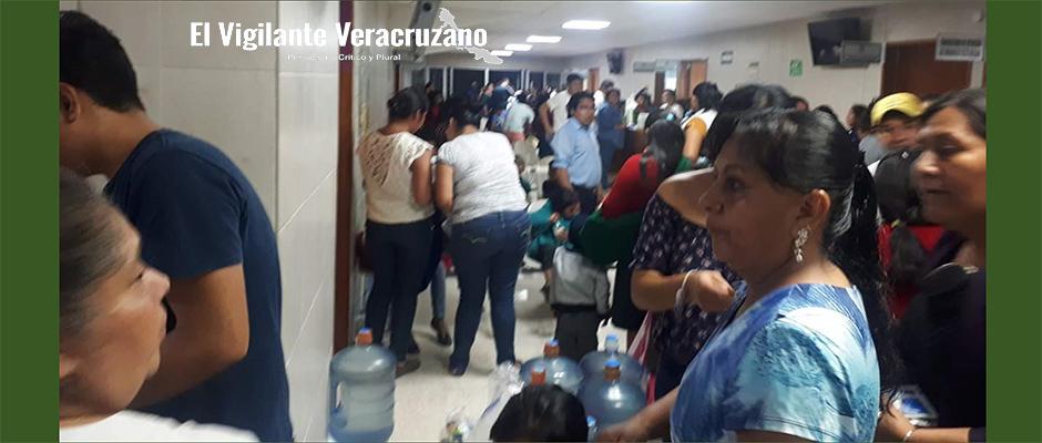 más de 200 niños intoxicados por consumir pastel en mal estado en tehuipango