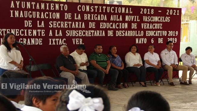 programa josé vasconcelos en ixtaczoquitlán