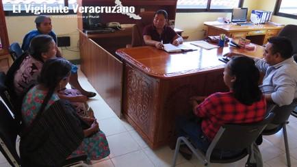 inicia labores la alcaldesa de mixtla de altamirano margarita montalvo acahua