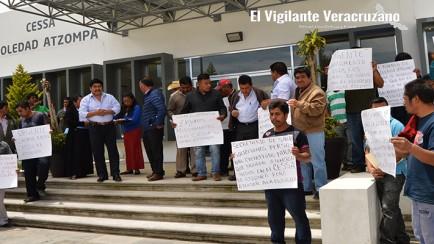 ultimatum de soldad atzompa al gobernador cuitláhuac garcía jiménez
