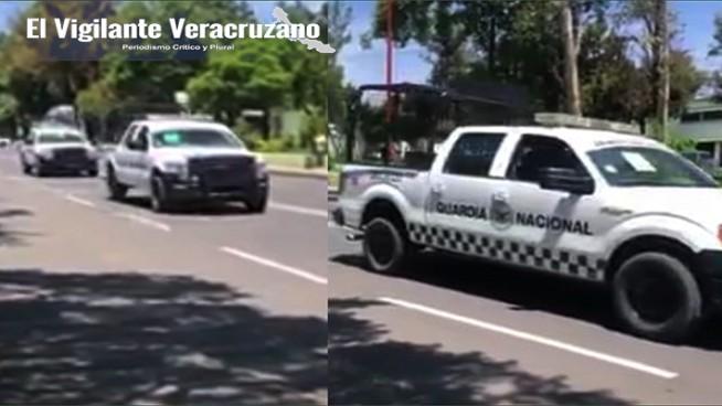inicia operaciones la guardia nacional en México