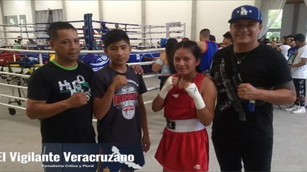 boxeadora de zongolica obtiene medalla de plata