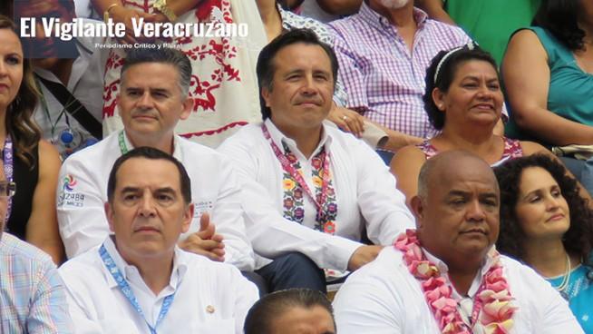 cuitlahuac garcia jimenez, gobernador de veracruz