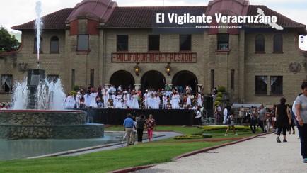 festejos del 160 aniversario de la fundacion del registro civil desde orizaba