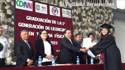 primera generación de Terapia Física de la UPH de Nogales