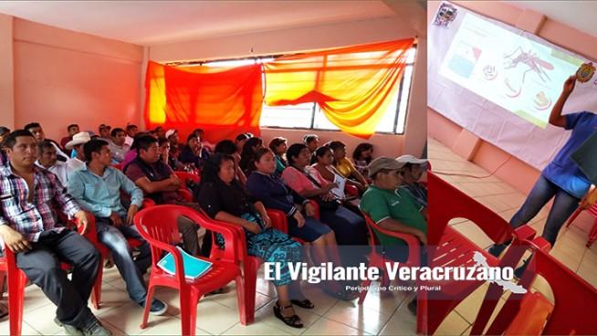 acciones preventivas contra el dengue en magdalena