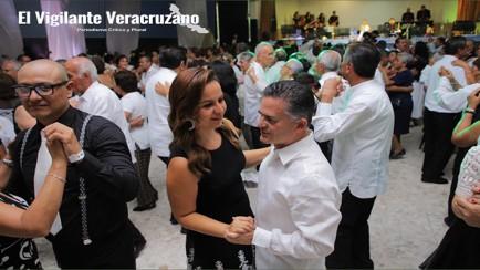 baile blanco y negro
