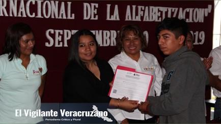 entrega de certificados de ivea