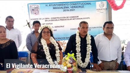 fortunata zepahua tequihuatle alcaldesa de magdalena