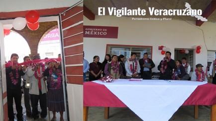 inauguran el centro integrador de desarrollo del bienestar No