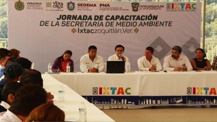jornada de sedema en ixtaczoquitlán