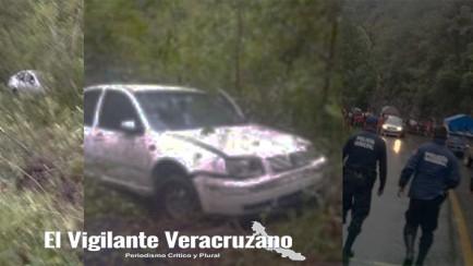 se acccidenta profesor en texhuacan
