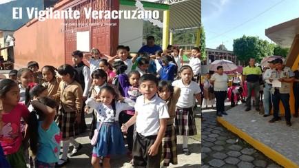 simulacro en ixhuatlancillo
