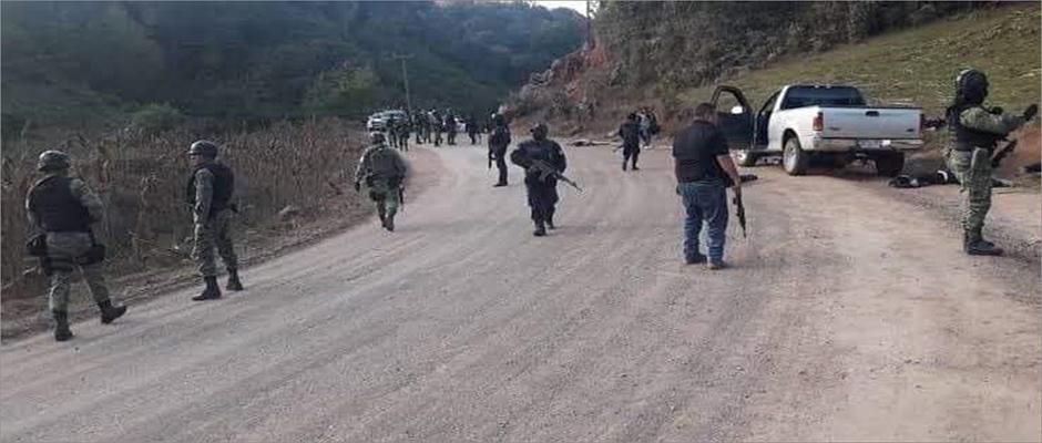 abate ejército a 14 presuntos delincuentes en guerrero1