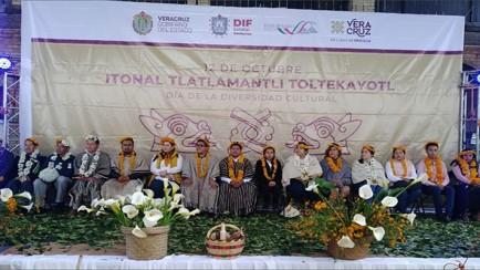 día de la diversidad cultural en tehuipango