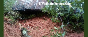 derrumbe sobre vivienda en magdalena