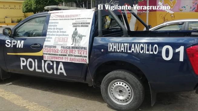 inseguridad en ixhuatlancillo