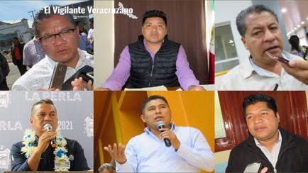 alcaldes que mostraron resultados en 2019