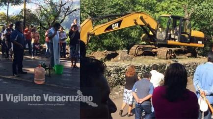 arranca construcción de muro en valle de tuxpango