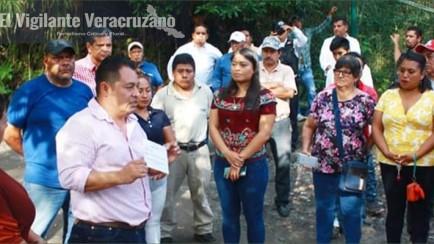 arranca rehabilitación de calle en ixhuatlancillo