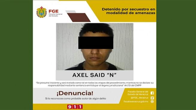 detenido por secuestrar a empleado del ayuntamiento de rafael delgado