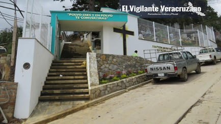 rehabilitan panteón municipal en astacinga
