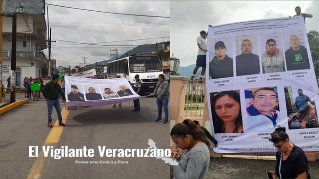 responsabilizan a octavio alejandro pérez romero de la desaparición forzada de comerciantes