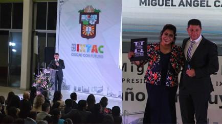Segundo Informe de Gobierno del alcalde Miguel Ángel Castelán Crivelli