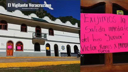habitantes toman palacio municipal de san andrés tenejapan