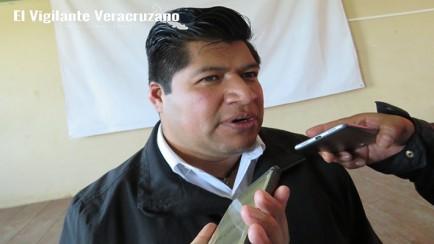 rufino contreras medrano, alcalde de tehuipango