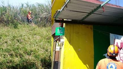 afectaciones por surada en ixtaczoquitlán