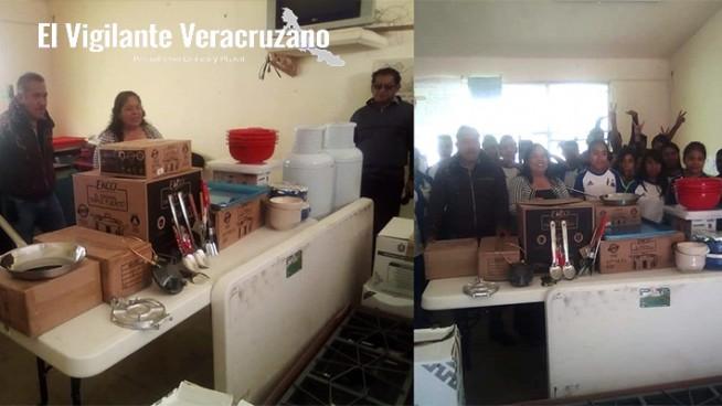 equipamiento de cocinas escolares en magdalena