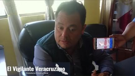 israel pérez villegas, alcalde de ixhuatlancillo