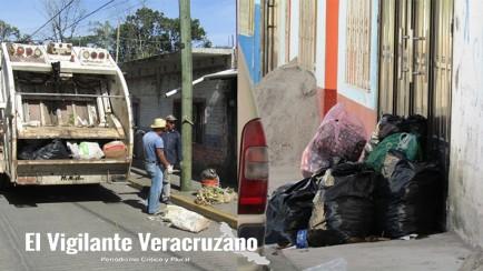 toneladas de basura recoge ayuntamiento de atzacan