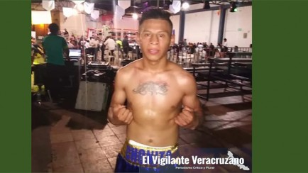 boxeador roberto de jesús chonito